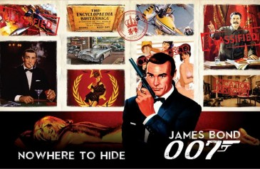 James Bond – Nowhere to Hide
