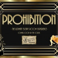 Prohibition – Al Capone's Speakeasy