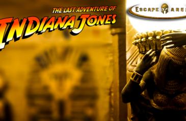 The Last Adventure of Indiana Jones